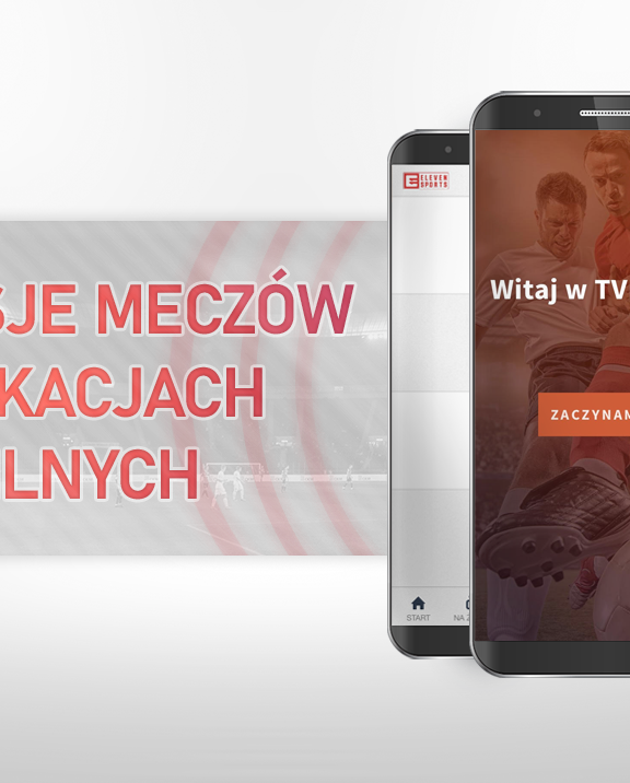 Mecz na żywo w telefonie? Aplikacje na Android. Gdzie oglądać mecze?