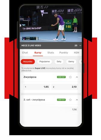 superbet transmisje z meczów za darmo w aplikacji mobilnej