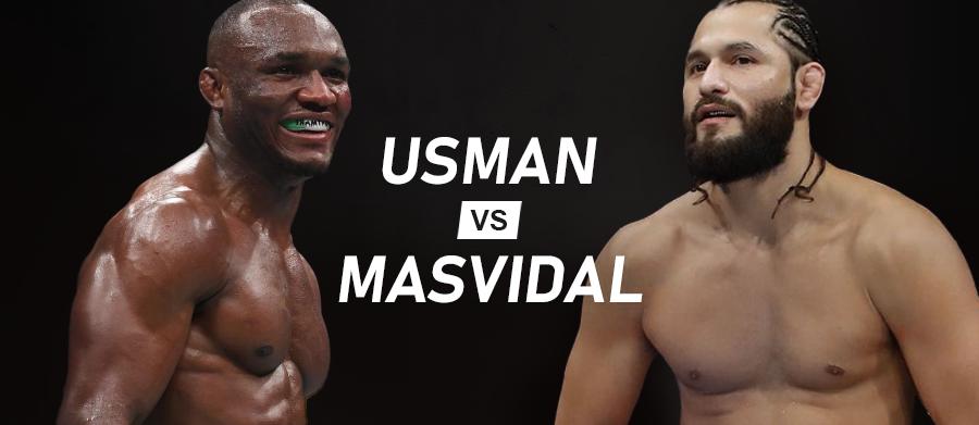 Gdzie oglądać UFC 261: Usman vs Masvidal 2?