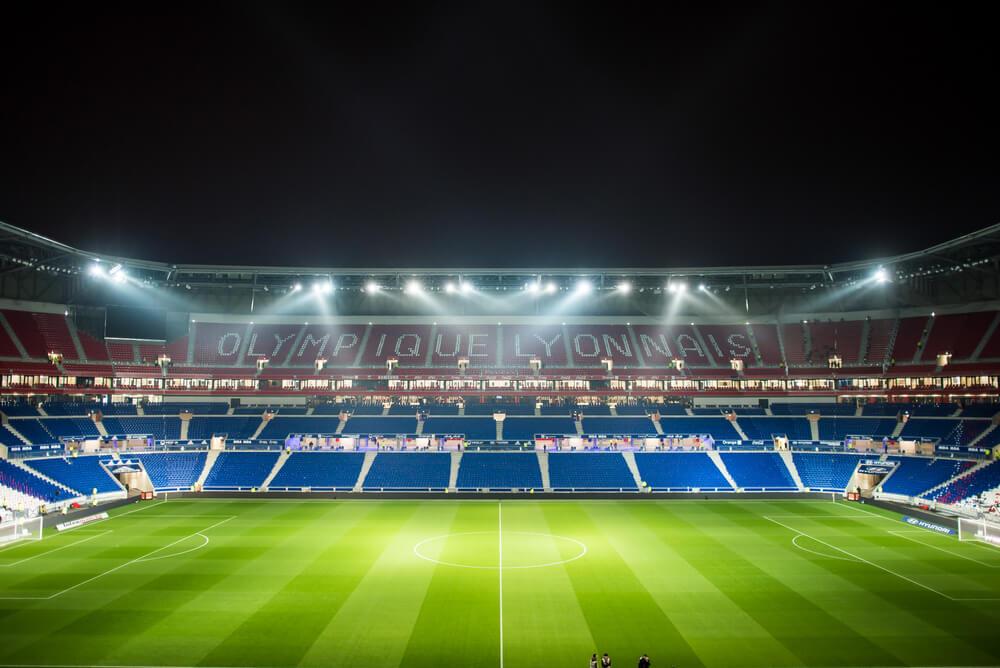 stadion olympique lyon